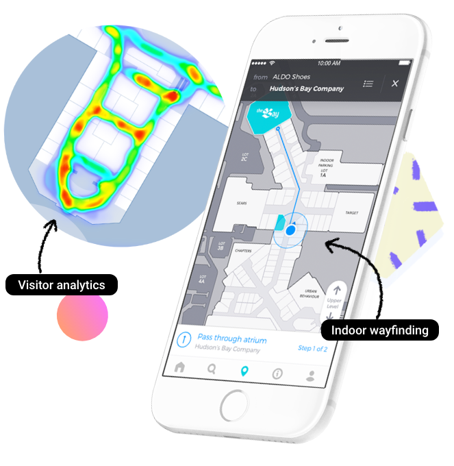 Indoor Positioning for Retail - Senion | Smart Office Solution